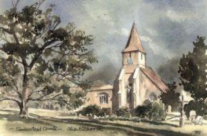 Sanderstead Church 0335