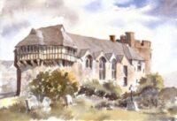 Stokesay Castle 0339