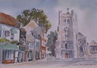 Highbridge, Waltham Abbey 0341