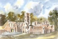 Fountains Abbey 0347