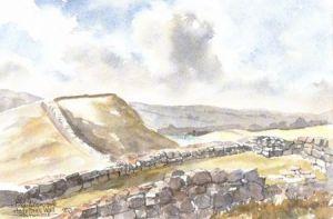 Hadrian's Wall, Haltwhitle 0355