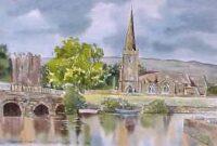 Glenarm Church 3579