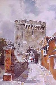 Lewes Castle 0394