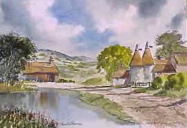 Wealden Village (Oasts) 4156