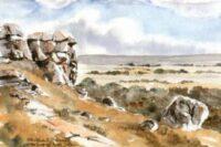 Cow & Calf Rocks, Ilkley 0488