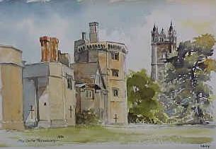 The Castle, Thornbury 0494