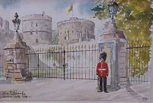 Windsor Castle Gate 0501