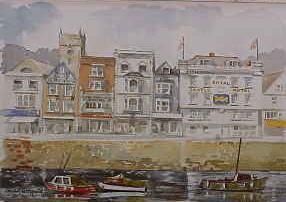 Dartmouth Harbour 0519
