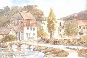 18th Century Paper Mill 0525