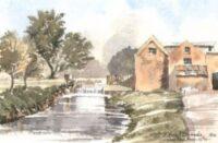 River Bain, Horncastle 0542