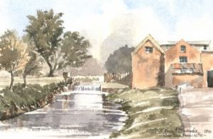 River Bain, Horncastle 0542