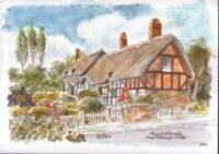 Anne Hathaway's Cottage 0555