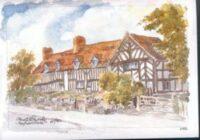Mary Arden's House 0556