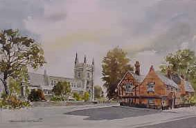 Beaconsfield Old Town 0568