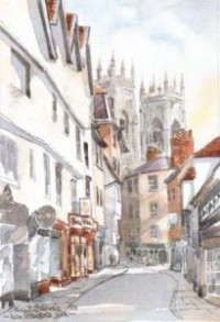Low Petergate, York 0580
