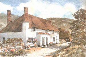 Cottage at Bossington 0587