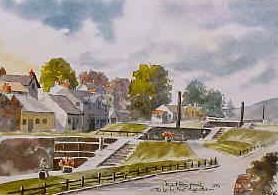 The Locks, Fort Augustus 0594