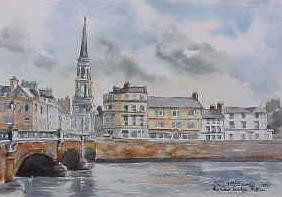 New Bridge, Ayr 0654
