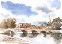 The River Bridge, Bedford 0671