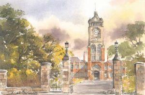 The College, Bushey 0689