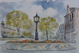 The Clock, Penarth 0704