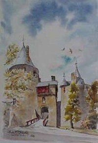 Castle Coch, Cardiff 0707