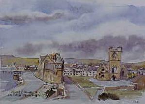Old Coll, Aberystwyth 0728