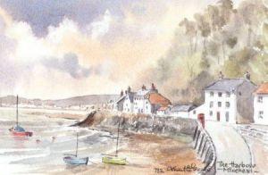 The Harbour, Minehead 0732