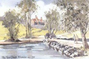 Tarr Steps, Exmoor 0737