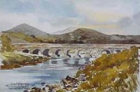 Twelve Arches, Mournes 0758