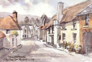 The Ship Inn, Porlock 0778
