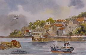 Brixham Harbour U801