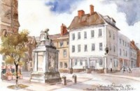 Samuel Johnson's House, Lichfield 0809