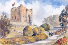 Guildford Castle 0810