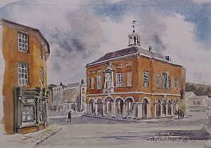 The Guildhall, High Wycombe 0828