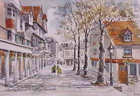 The Pantiles, Tunbridge Wells 0834