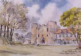 Tonbridge Castle 0838