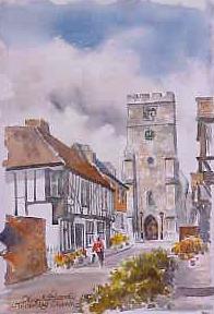 Tonbridge Church 0841