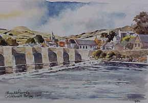 Crickhowell Bridge 0882
