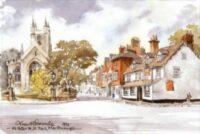 St Peter & St Paul, Marlborough 0883