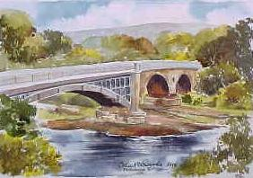 Fochabers Bridge 0886