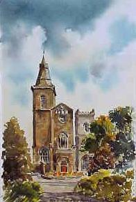 Dunfermline Abbey 0891