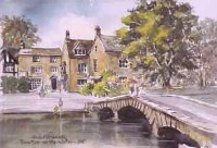 Bourton on the Water 0895
