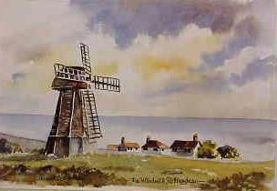 The Windmill, Rottingdean 0907