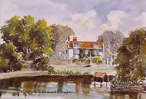 Kipling's House, Rottingdean 0908