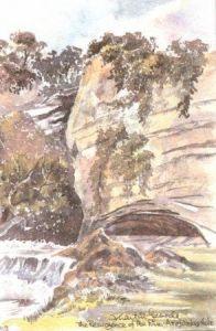 Resurgance of River Axe 0913