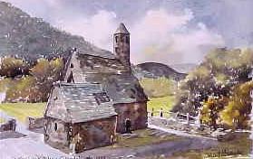 St Kevin's Kitchen, Glendalough 0928