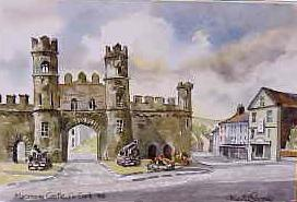 Macroom Castle, Co Cork 0938