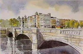 O'Connell Bridge, Dublin 0941
