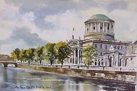 The Four Courts, Dublin 0945